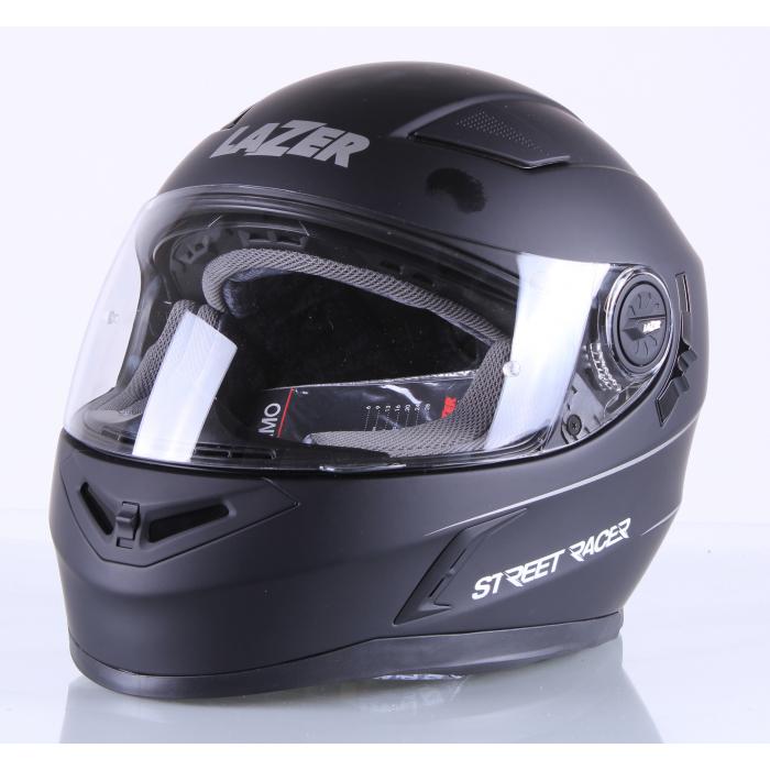 Integrální přilba na motorku Lazer Bayamo Z-Line SR Edition černá matná výprodej