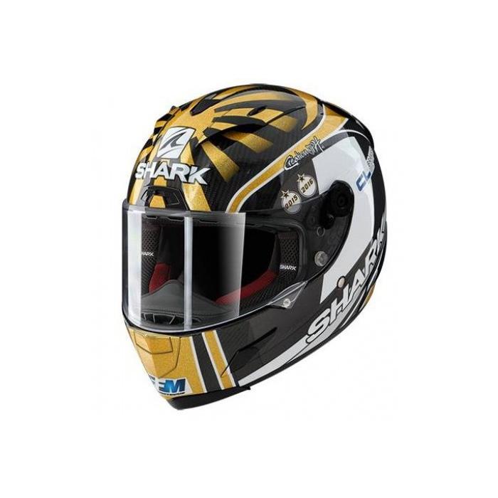 Integrální přilba SHARK RACE R-PRO CARBON Zarco World Champion 2016