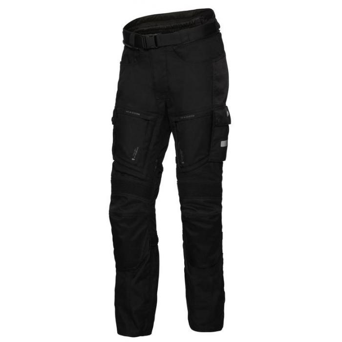 Kalhoty na motorku iXS Montevideo-ST černé