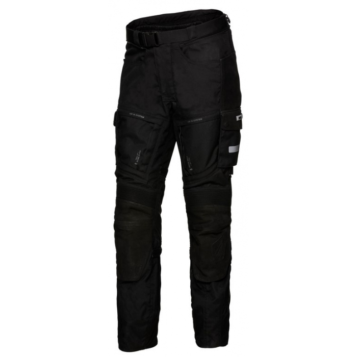 Kalhoty na motorku iXS Montevideo-ST-LT černé