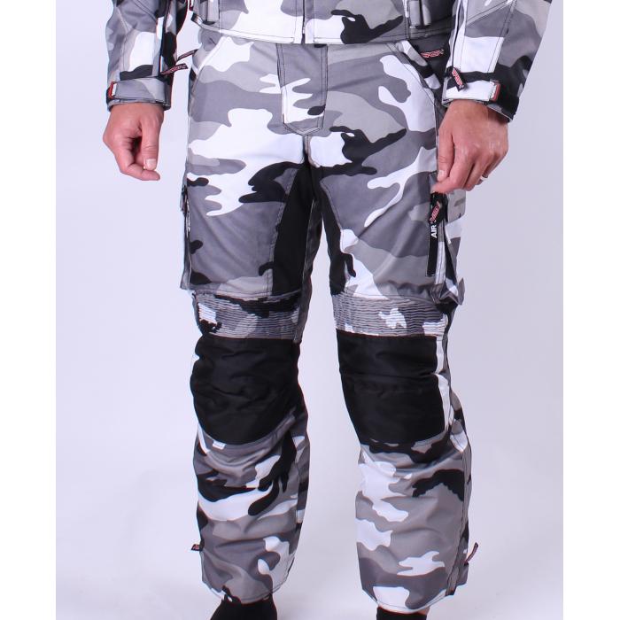 Kalhoty na motorku RSA Camo výprodej