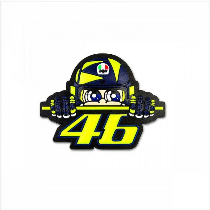 Magnet VR46 Valentino Rossi CUPOLINO
