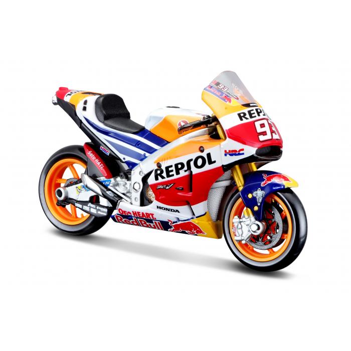 Model motocyklu Maisto Honda Repsol RC213V