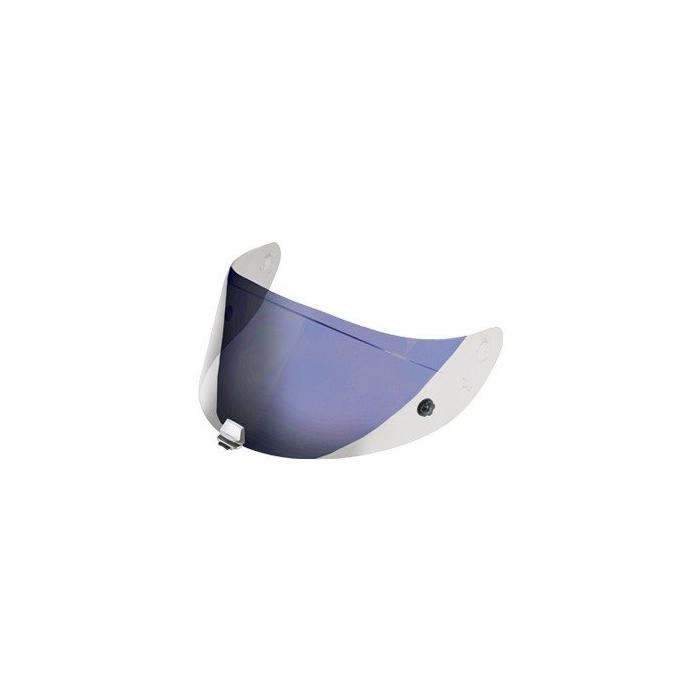 Modře iridiové plexi HJC HJ-29