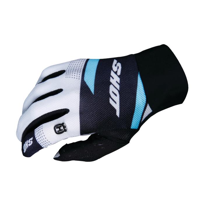 Motokrosové rukavice Shot AEROLITE Husqvarna 2020