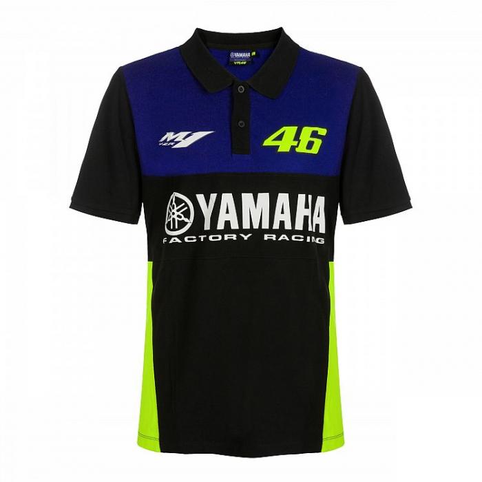 Polokošile VR46 Valentino Rossi YAMAHA