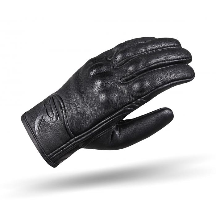 Rukavice na motorku Street Racer Striker černé