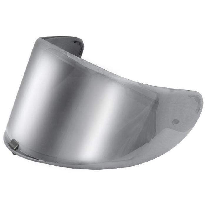 Stříbrně iridiové plexi pro přilbu LS2 FF323